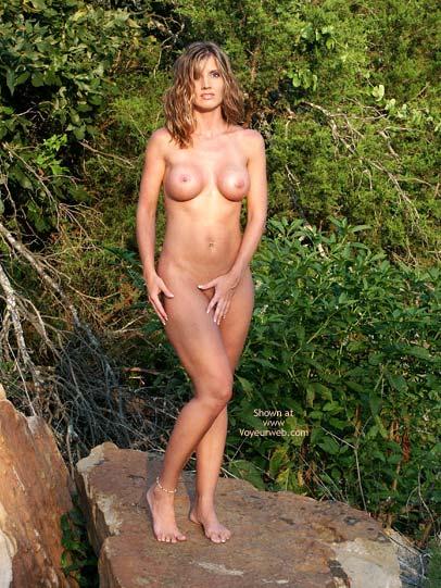 Pic #1 Bikini On The Rocks2