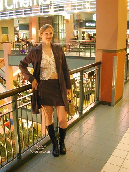Pic #1 *TP See-Thru Fun @ The Mall