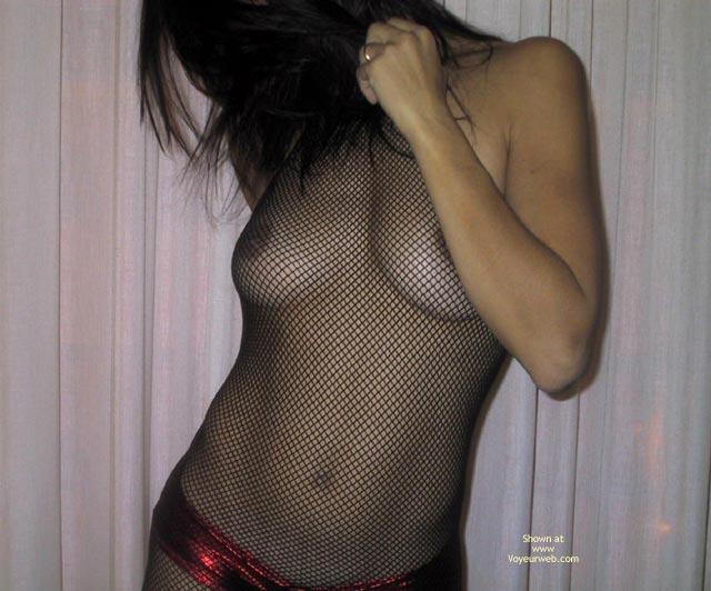 Pic #1 *Ny Mia Moglie Elisa In Net Bodystockings