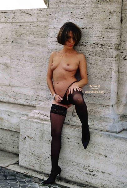 Pic #1 Angela Roma - Corso Francia Again
