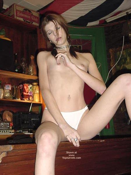 Pic #1 Cherries Harem Topless Schoolgirl Taylor