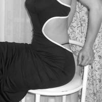 Cindy Noir Et Blanc 4