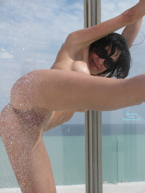 Washing Pussy - Dark Hair, Nude In Public, Spread Legs, Naked Girl, Nude Amateur, Nude Wife , Bare Ass Behind Glass, Nude In Shower, In Outdoor Shower, Pussy Spray, Power Washed Pussy, Bending Over With Leg Up, Lifting One Leg In Shower, Standing Facing Camera, Spray My Kitty, Public Shower