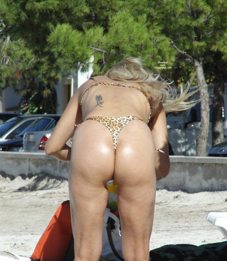 Alcudia , Sexy Girl In Alcudia