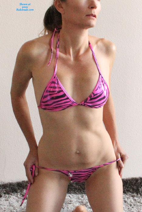 Stripping Off Bikini 11