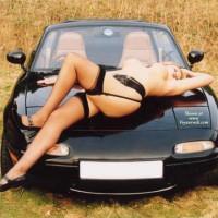 *ca Sonya 36dd Black Mazda
