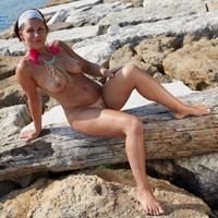 For Fans - Big Tits, Brunette Hair, Beach Voyeur, Wife/wives , I Am Very Pleased Your Feedback On My First Photo Shoot, So I Add A Few Photos From The Same Collection. Thanks To All