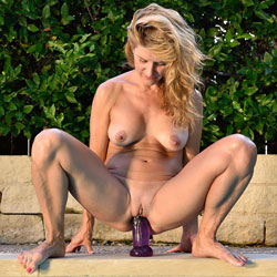 Blonde Girl Riding A Big Dildo - Big Tits, Blonde Hair, Erect Nipples, Exposed In Public, Firm Tits, Full Nude, Masturbation, Naked Outdoors, Nipples, Nude Outdoors, Perfect Tits, Pussy Lips, Shaved Pussy, Showing Tits, Spread Legs, Hairless Pussy, Hot Girl, Naked Girl, Sexy Ass, Sexy Body, Sexy Boobs, Sexy Face, Sexy Feet, Sexy Girl, Sexy Legs, Sexy Woman, Toys, Penetration Or Hardcore, Young Woman , Blonde Girl, Naked, Outdoor, Masturbation, Dildo Penetration, Shaved Pussy, Legs, Big Tits