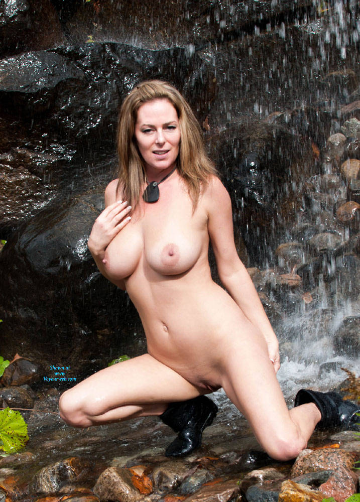 Naked Waterfall Expedition - Big Tits, Boots, Brunette Hair, Full Nude, Hanging Tits, Huge Tits, Large Breasts, Naked Outdoors, Nude In Nature, Nude In Public, Shaved Pussy, Showing Tits, Water, Wet, Hairless Pussy, Hot Girl, Sexy Body, Sexy Boobs, Sexy Face, Sexy Figure, Sexy Girl, Sexy Legs, Sexy Woman , Nature, Sexy, Brunette, Naked, Boots, Shaved Pussy, Legs, Big Tits