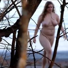 Nude Beach Adventure