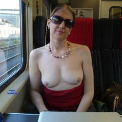 Flashing On Trains