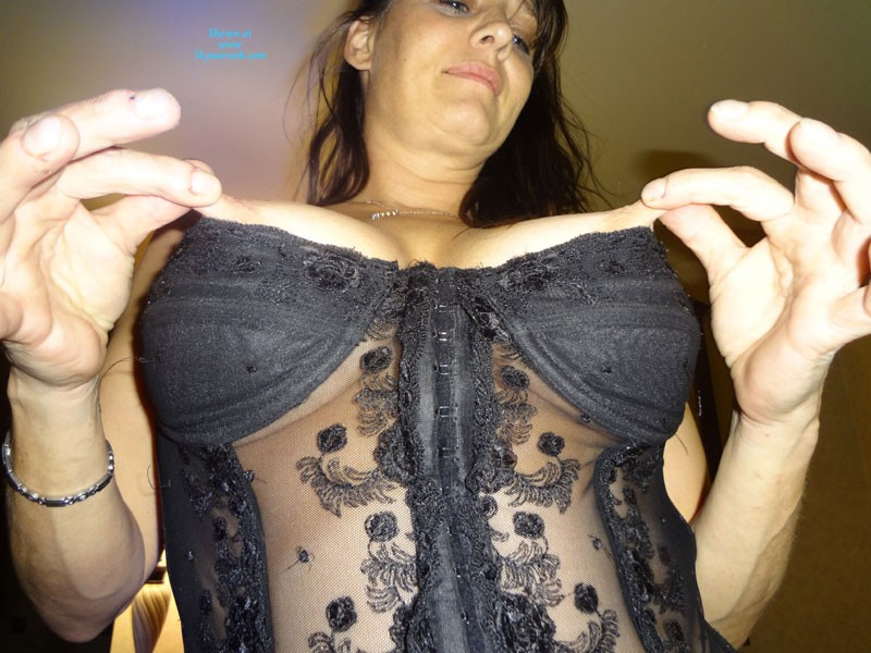 Pic #1The Real Deal - Big Tits, Lingerie