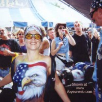 Biketoberfest Daytona 2001