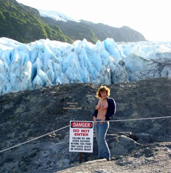 Pic #1 Glacier Walk