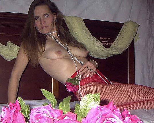 Pic #1 Tits and Roses Temptress Lactating