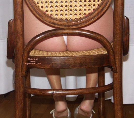 Pic #1 Seduta Con Il Tanga