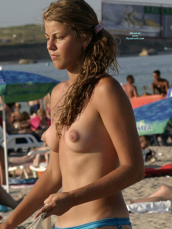 Topless Girl On Beach - Blonde Hair, Firm Tits, Long Hair, Perky Tits, Small Breasts, Tan Lines, Topless Beach, Topless, Beach Tits, Beach Voyeur, Sexy Boobs , Ponytail, No Tan Lines, Puffies On Parade, Voyeuristic Beach Shot, Standing Topless On The Beach, Puffy Nipples, Topless Beach Shot